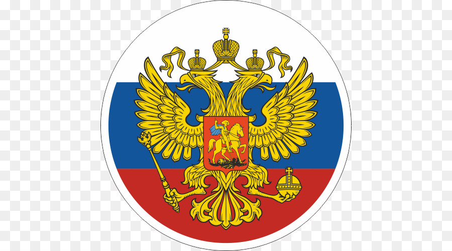 Flag Of Russia Double Headed Eagle National Flag Css Png Download
