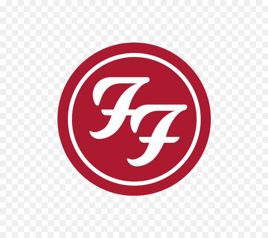 Foo Fighters Logo Decal Sticker Round Seal Png Download 800800