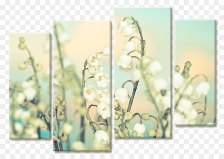 El lirio del valle de la Flor de Lilium Perfume de Almizcle - lirio ...