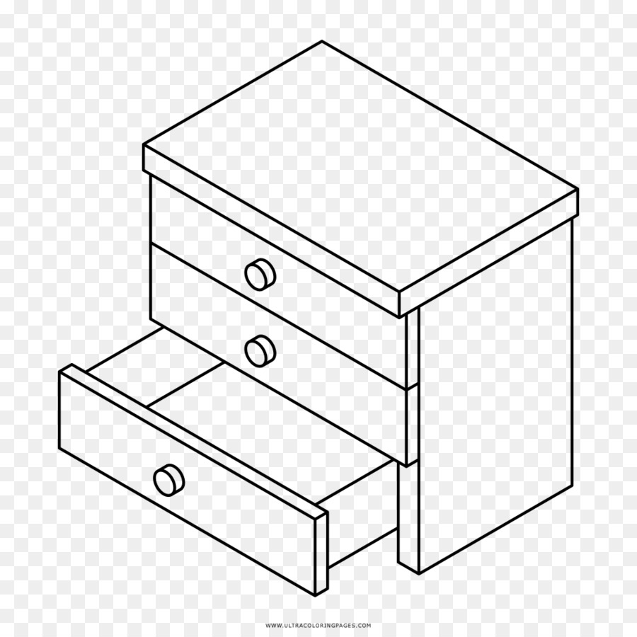 Coloring book Drawing Bedside Tables - flower color png download ...