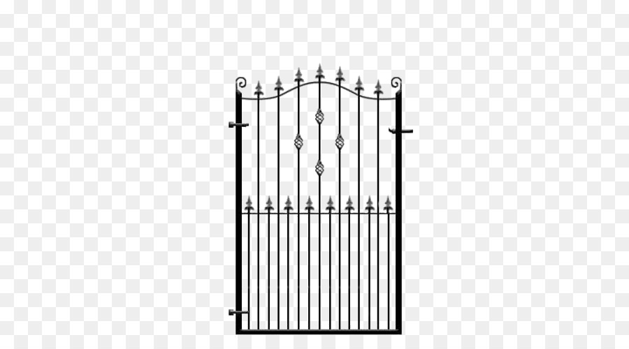 Wrought Iron Gate Steel Fence   Garden Fence