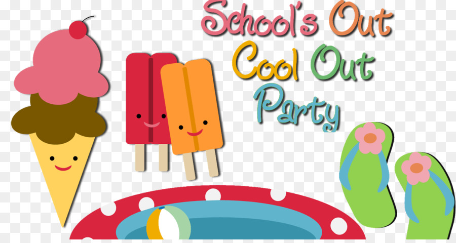 school s out party clip art year end big promotion png download rh kisspng com end of school year party clipart end of school day clipart