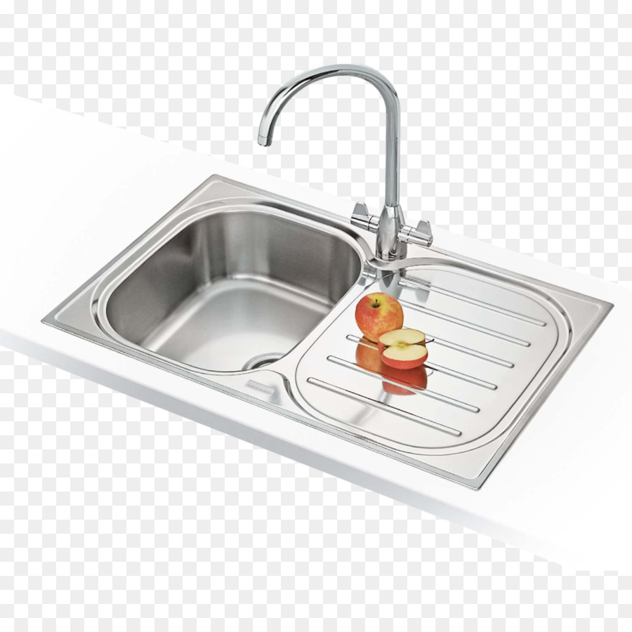 kitchen sink Plumbing Fixtures Tap - sink png download - 1000*1000 ...