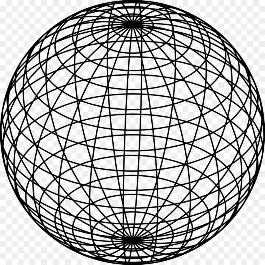 Website wireframe Wire-frame model Sphere Schematic - vector ...