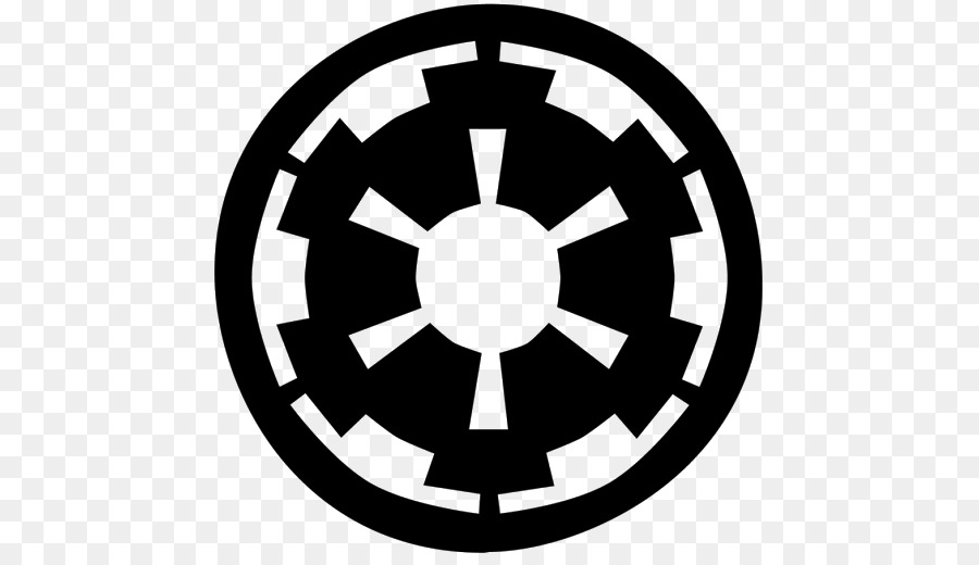Galactic Empire Star Wars Stormtrooper Logo Imperial Clipart Png