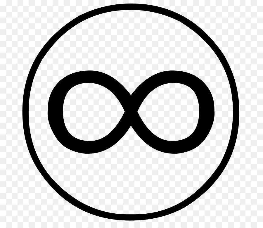 Acid Free Paper Pulp Infinity Symbol Printed Vector Png Download