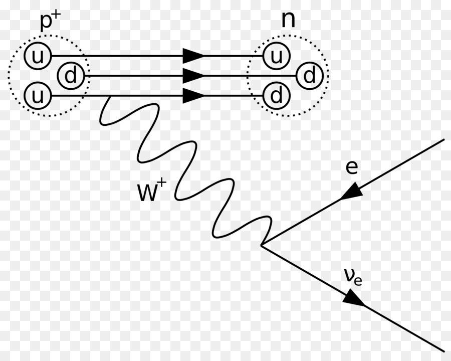 Feynman Diagram Beta Decay Physics Beta Particle