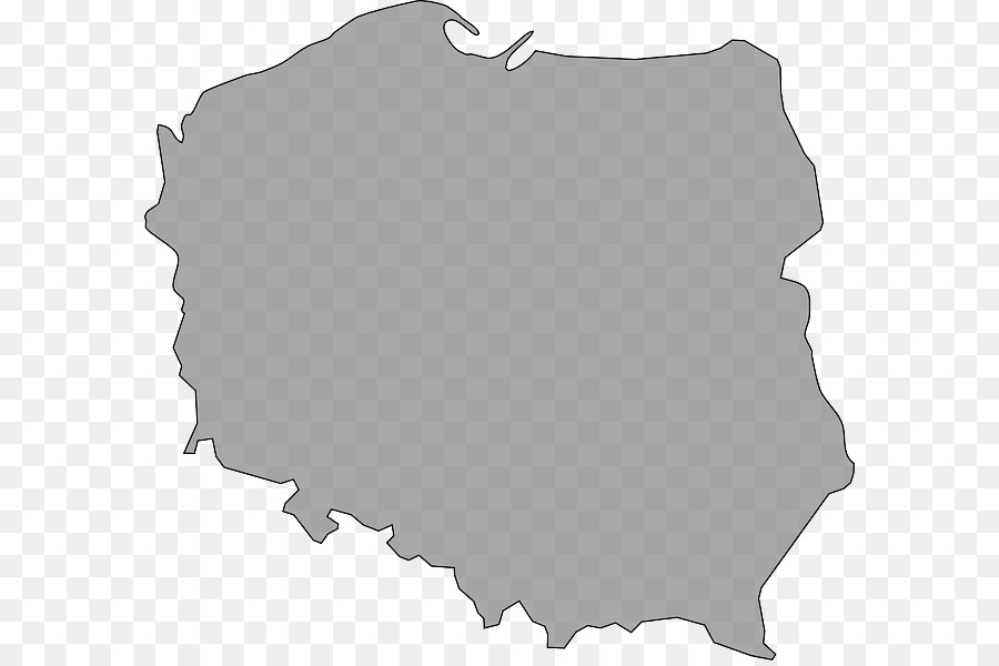 Flag of Poland Map - anise clipart png download - 640*595 - Free ...