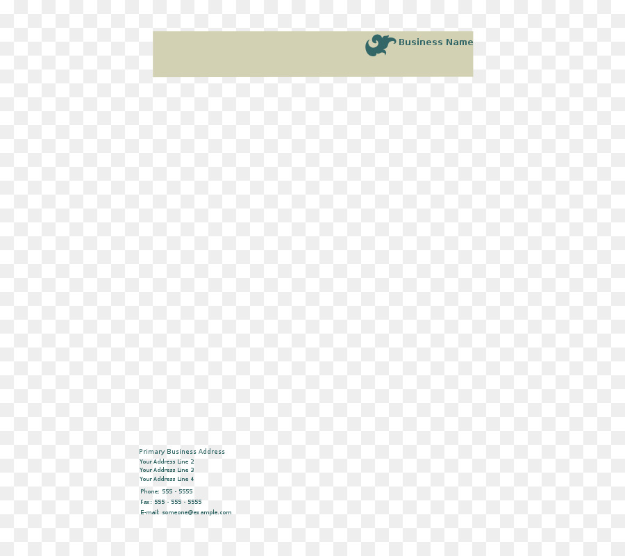 Paper brand document letterhead template png download 565800 paper brand document letterhead template spiritdancerdesigns Image collections