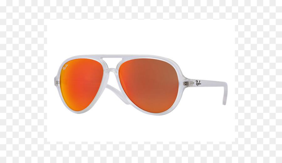 Óculos aviador da Ray-Ban Espelhado óculos de sol de Lente - óculos de sol  vermelho 340b105a67