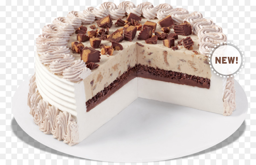 Ice Cream Cake Reese S Peanut Butter Cups Butterfinger Schone