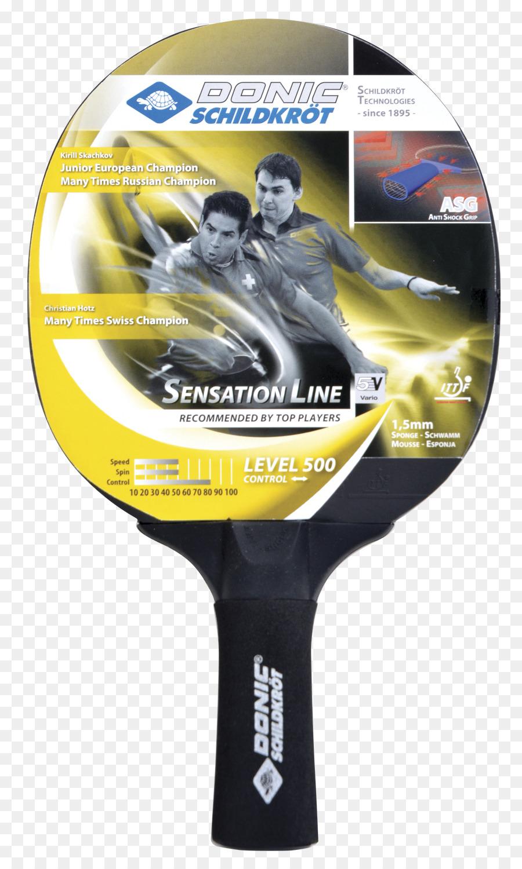 Ping Pong Paddles & Sets Donic Racket Pingpongbal - table tennis bat ...