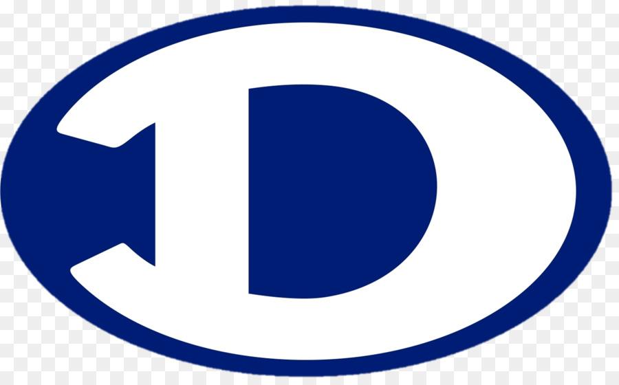 Dickinson High School Florida Gators Football Logo Clear Lake High