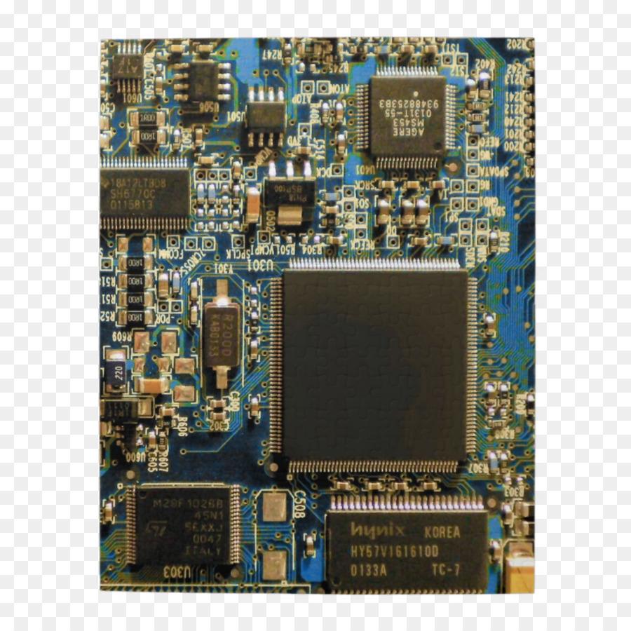 Circuito Impreso : La electrónica de la placa de circuito impreso rompecabezas equipo
