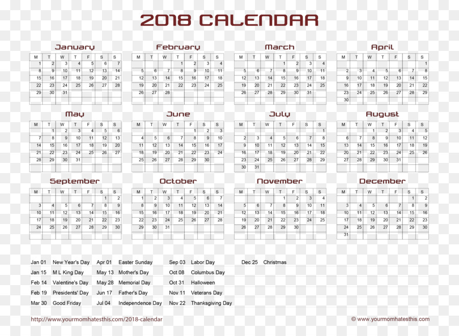 Calendar 0 Desktop Wallpaper 1 Desk Calendar Template Png Download