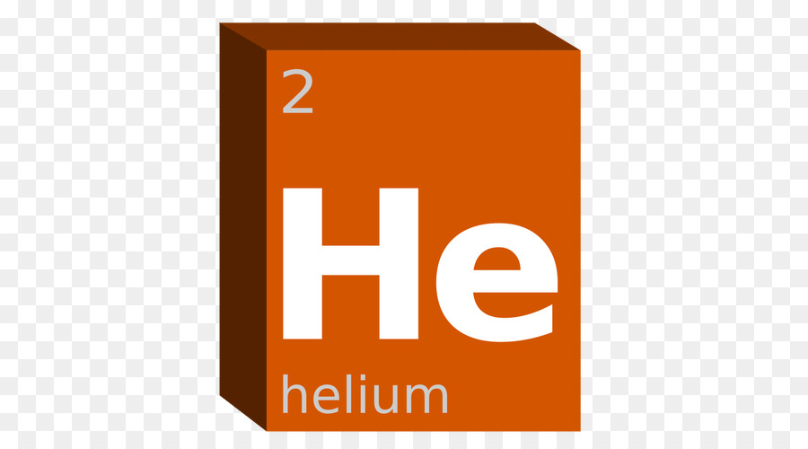 Symbol Periodic Table Helium Chemical Element Chemistry Helium Png