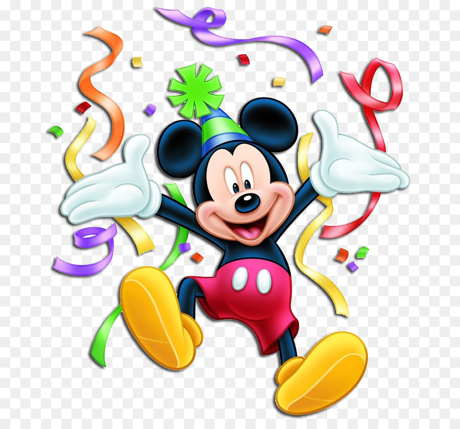 Minnie Mouse Mickey Mouse Donald Duck Geburtstag Clip Art Mickey