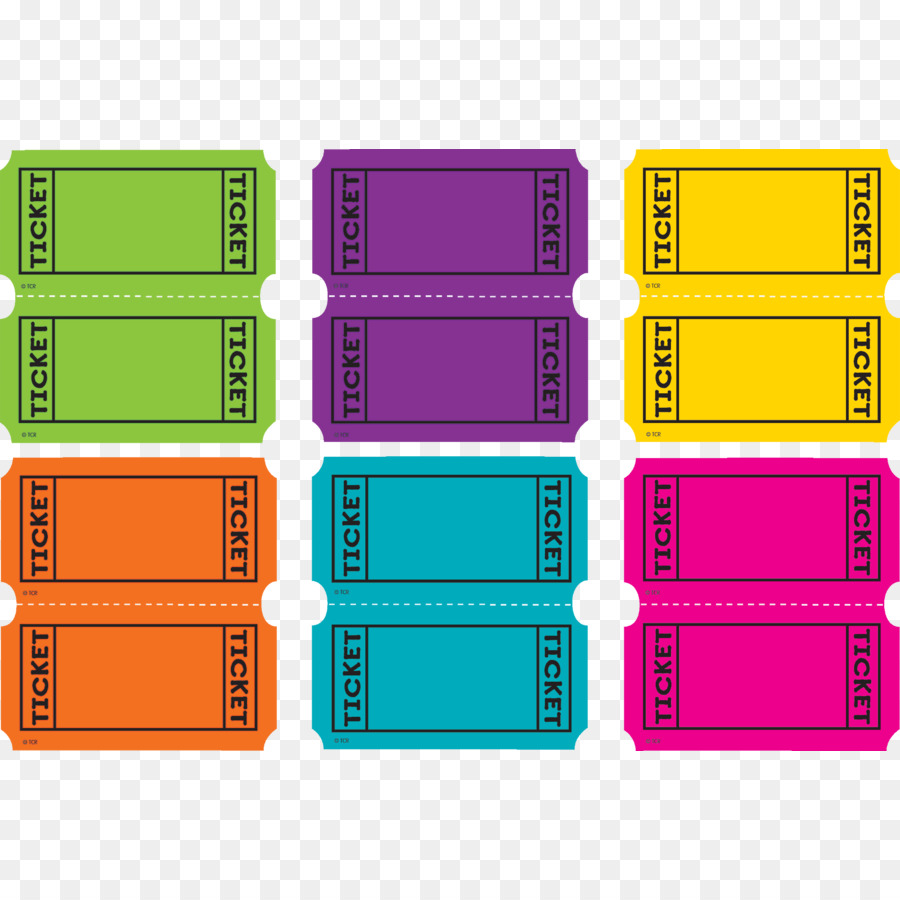 mini teachers tools color ticket bright colors