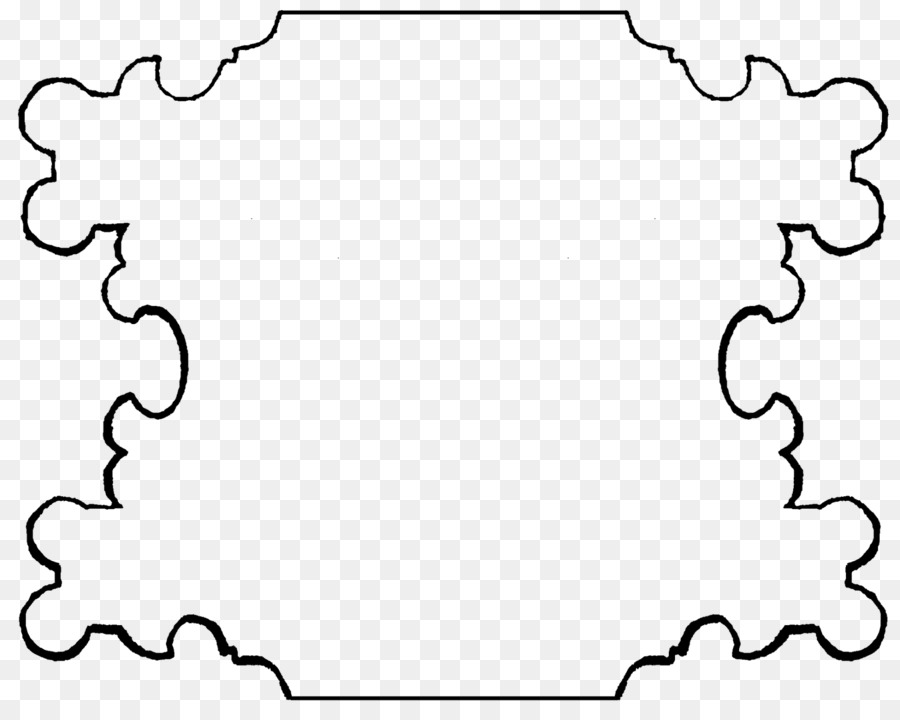 Borders And Frames Picture Frames Drawing Clip Art Creative Hand