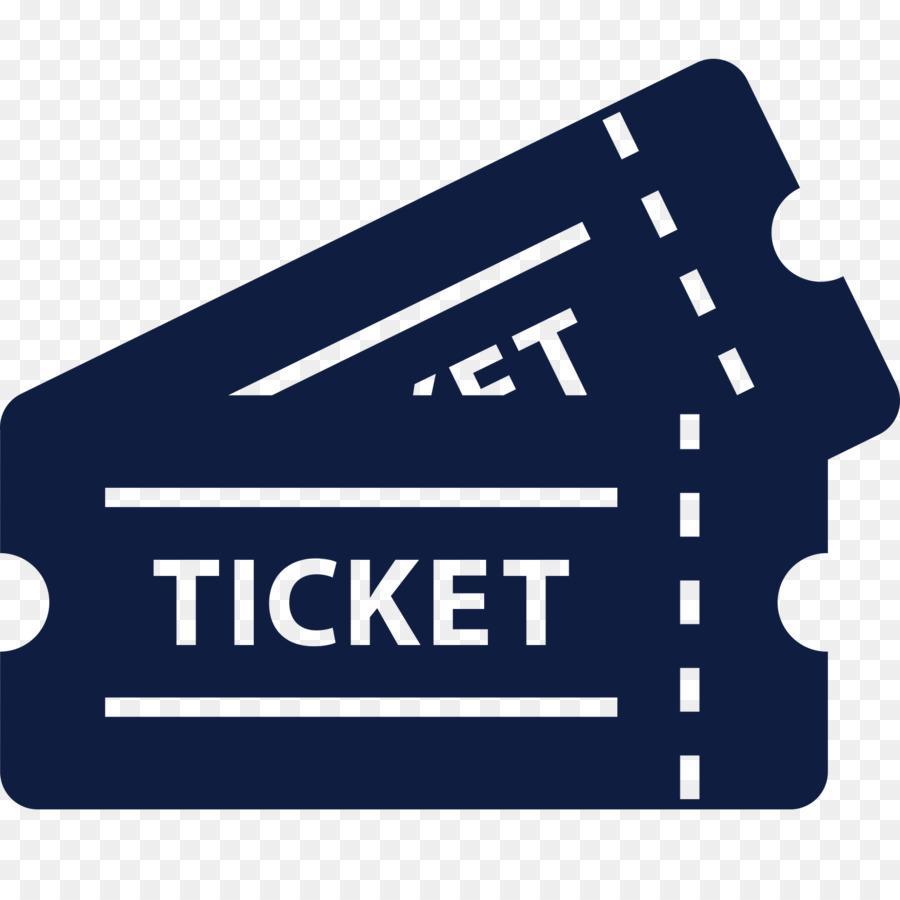 Ticket Computer Icons Cinema Movie Ticket Png Download
