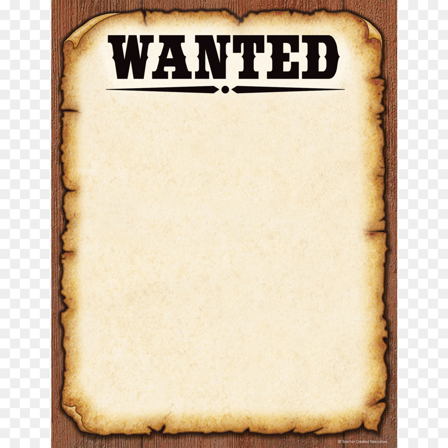 Paper Teacher Template Wanted Poster Education Cosmetics Posters Png 900 Free Transpa
