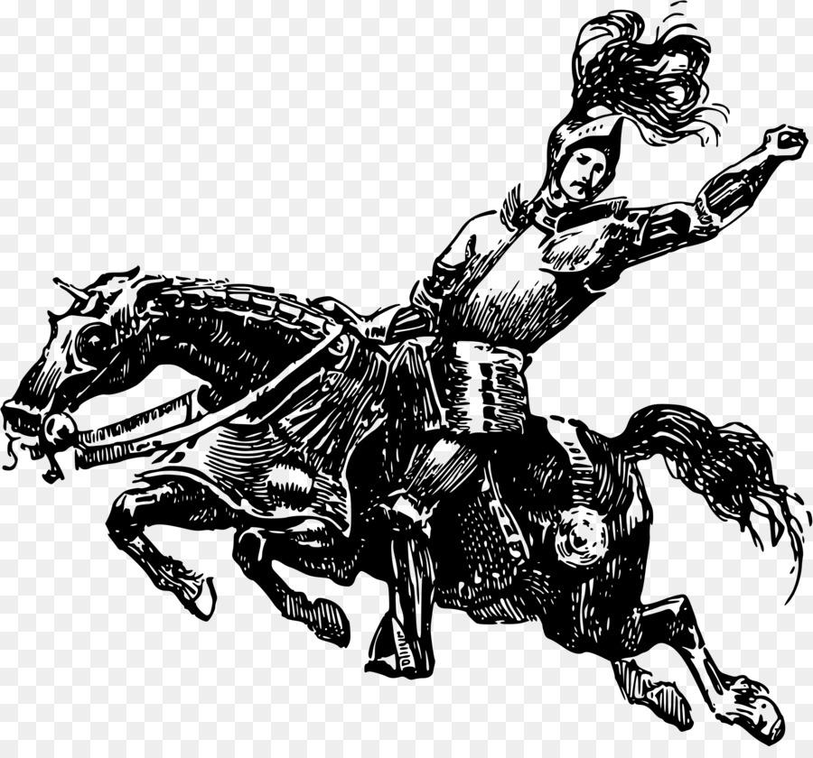 Pferd Ritter Mittelalter Clip Art Pferd Png Herunterladen 2400