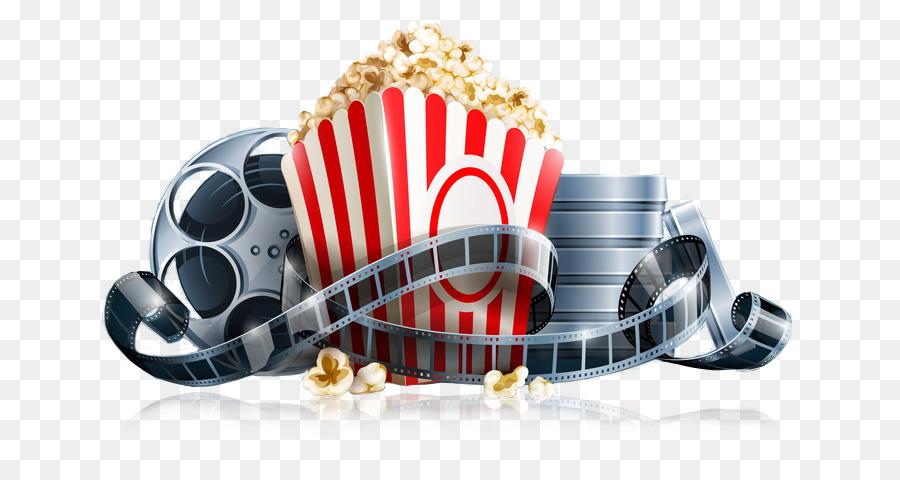 popcorn cinema film reel clip art popcorn 716469