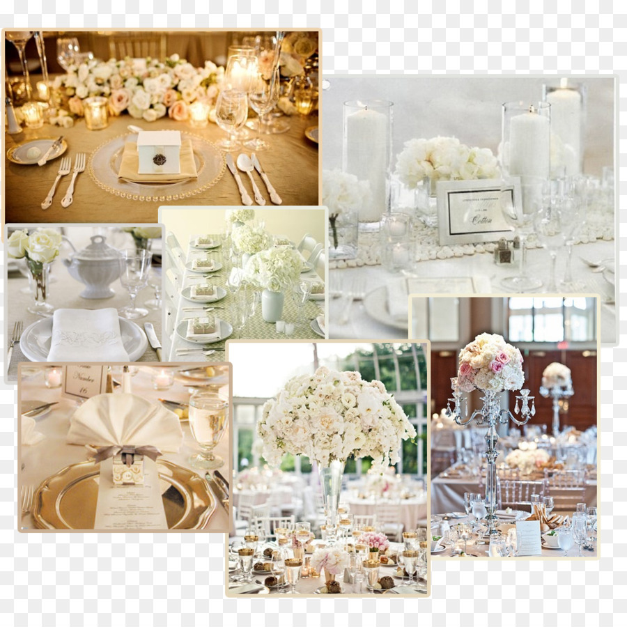 Table Setting Wedding Reception Marriage Wedding Decorations Png