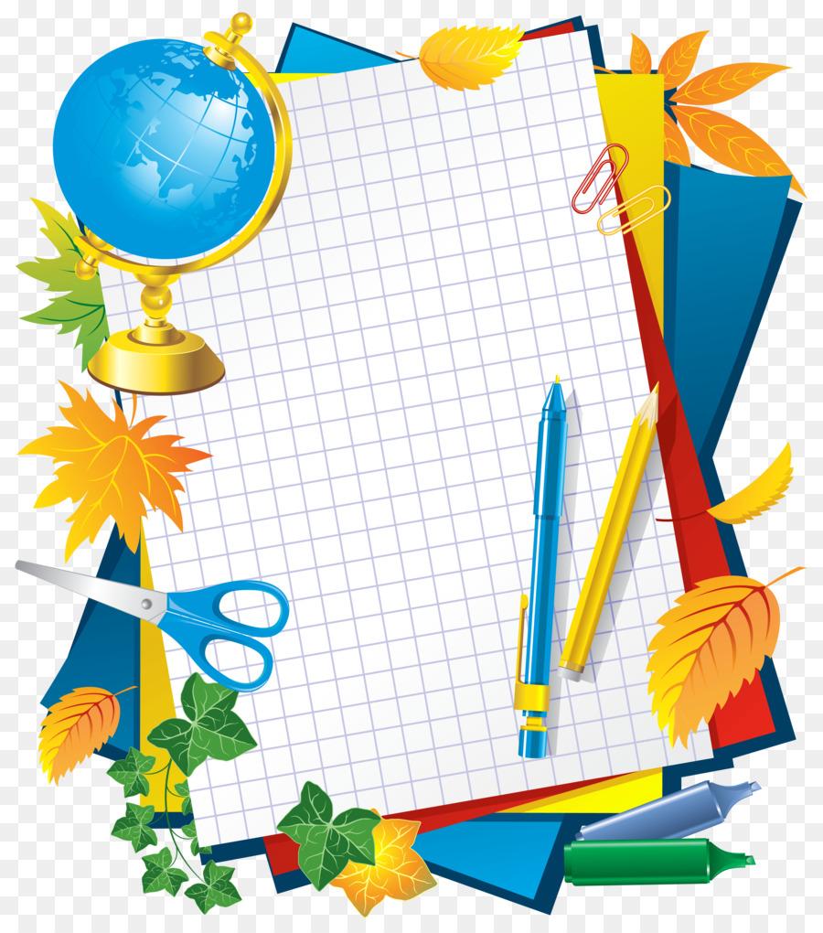 School Desktop Wallpaper Clip Art   School Background Design