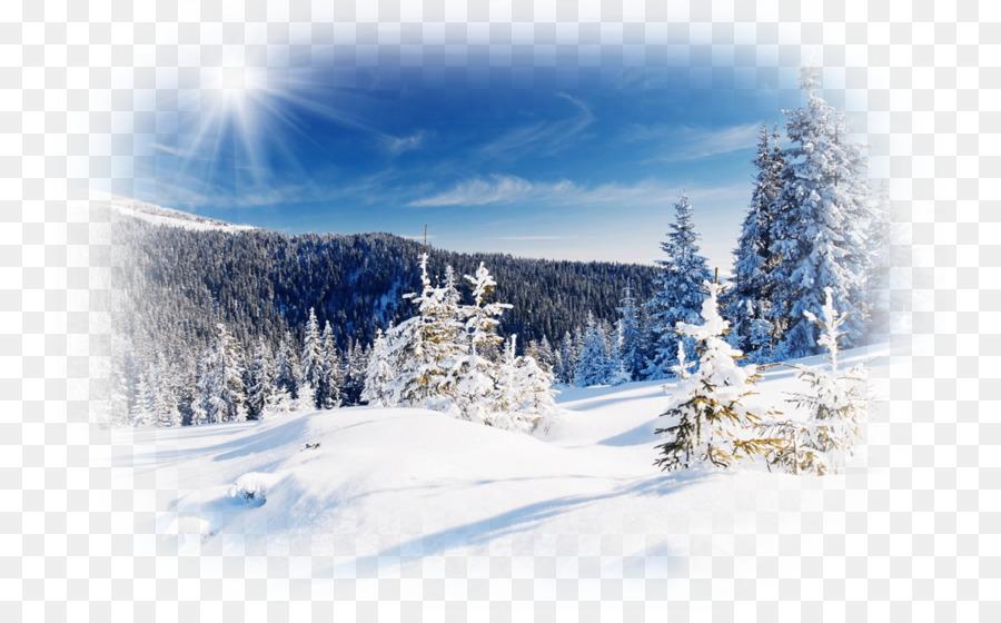 Desktop Wallpaper Winter Snow