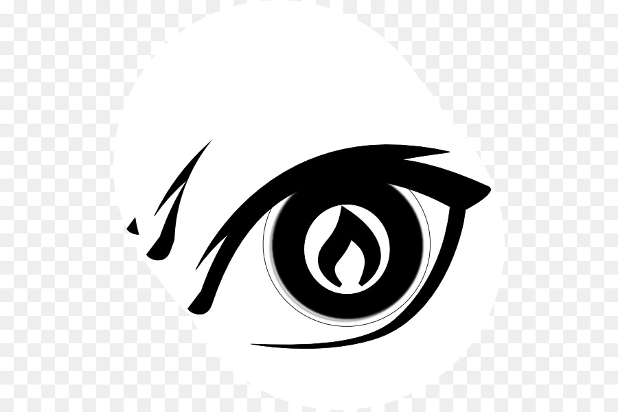 Eye Flame Clip Art Burning Football Png Download 570597 Free
