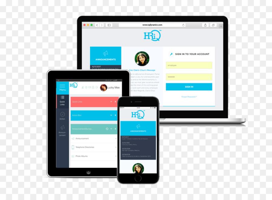 Human Resource Management System Communication png download - 1024