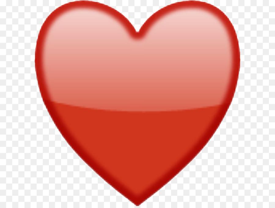 Emoji Símbolo en forma de Corazón de la etiqueta Engomada de Clip ...