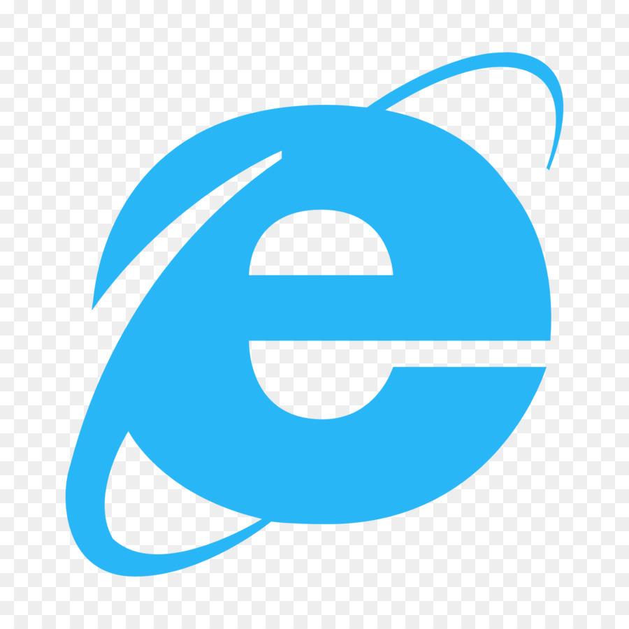 Internet Explorer Blue png download - 1600*1600 - Free Transparent