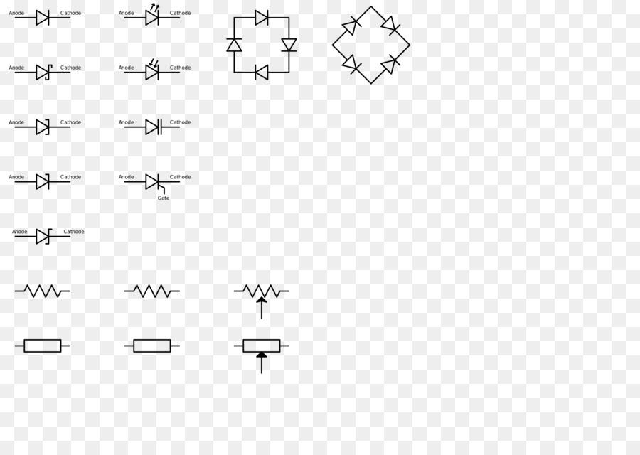 Electronic Symbol Electronic Component Electronics Electronic
