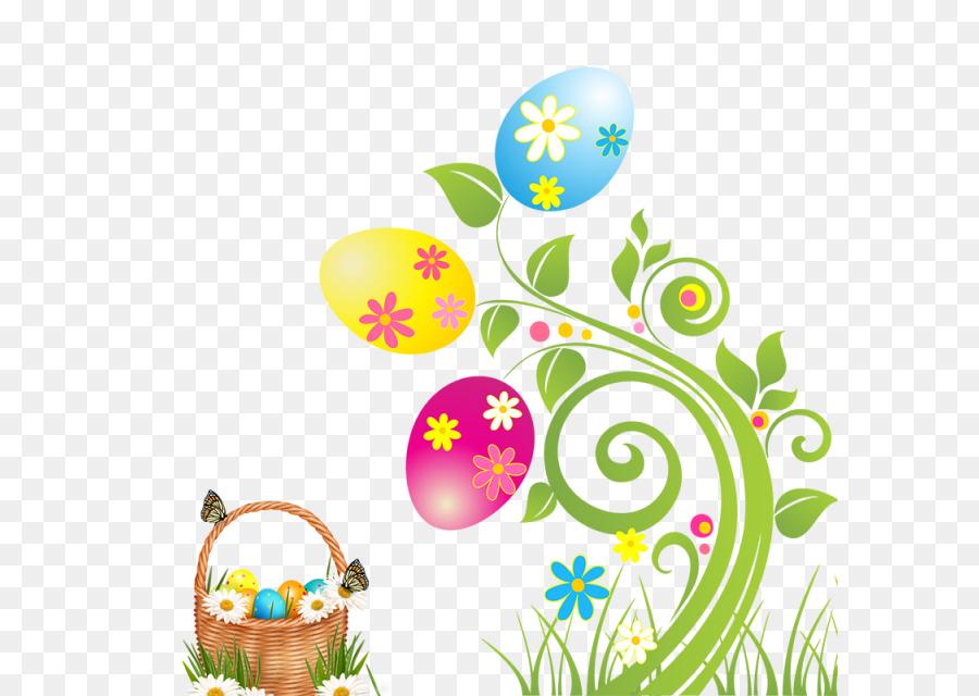 easter egg clip art easter border png download 640 640 free