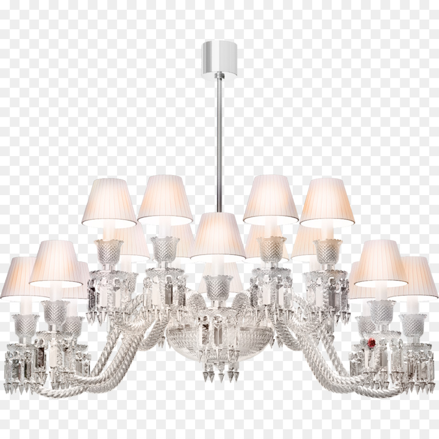 Chandelier Building information modeling Light fixture Baccarat ...
