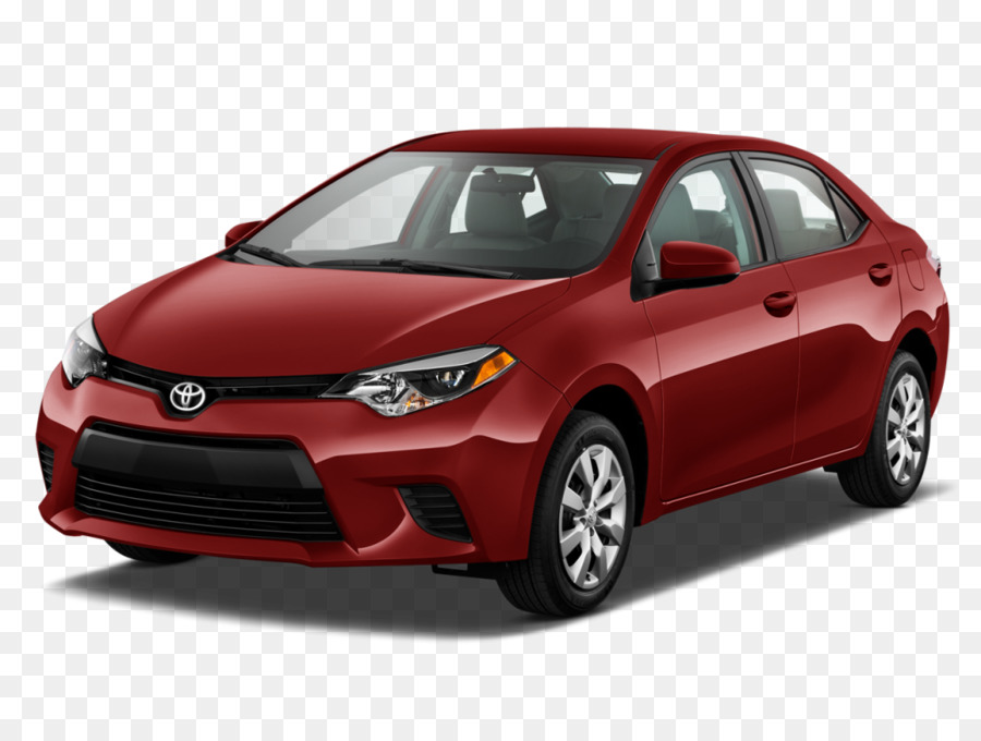 2017 Toyota Corolla Compact Car Camry Red Png 1024 768 Free Transpa