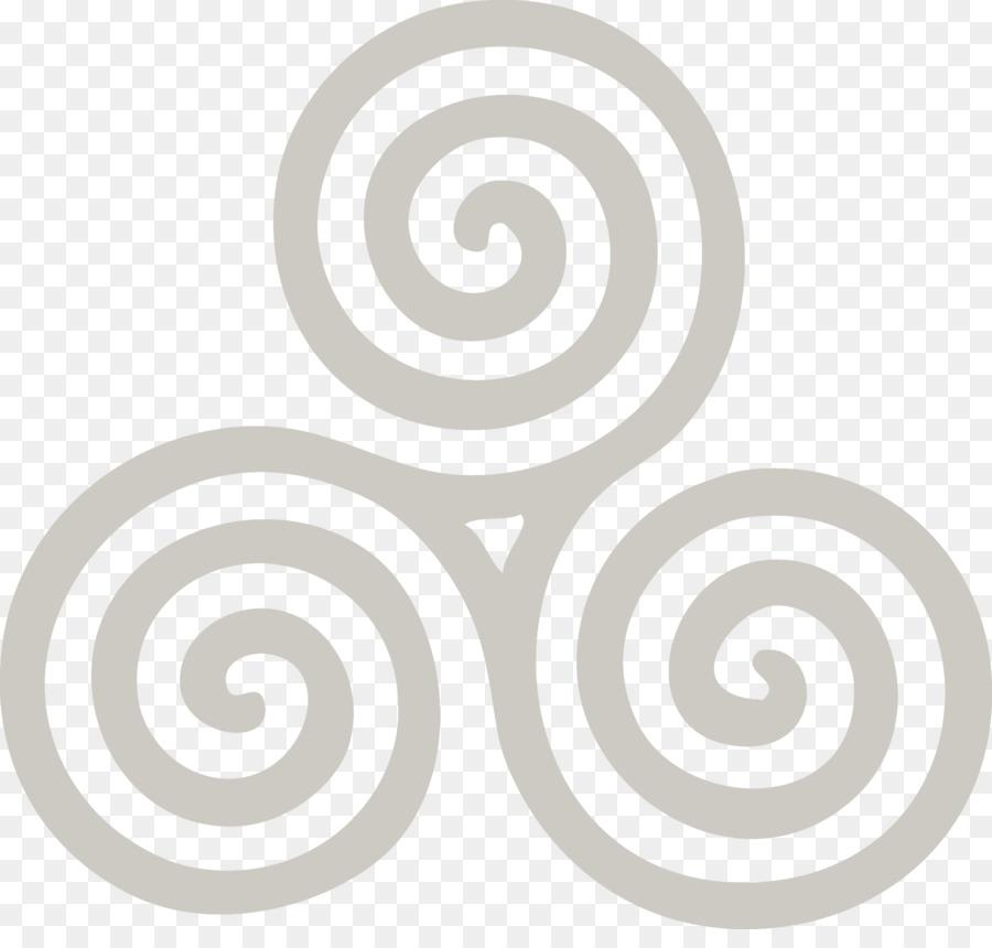 Celtic Knot Triskelion Symbol Celts Meaning Symbol Png Download