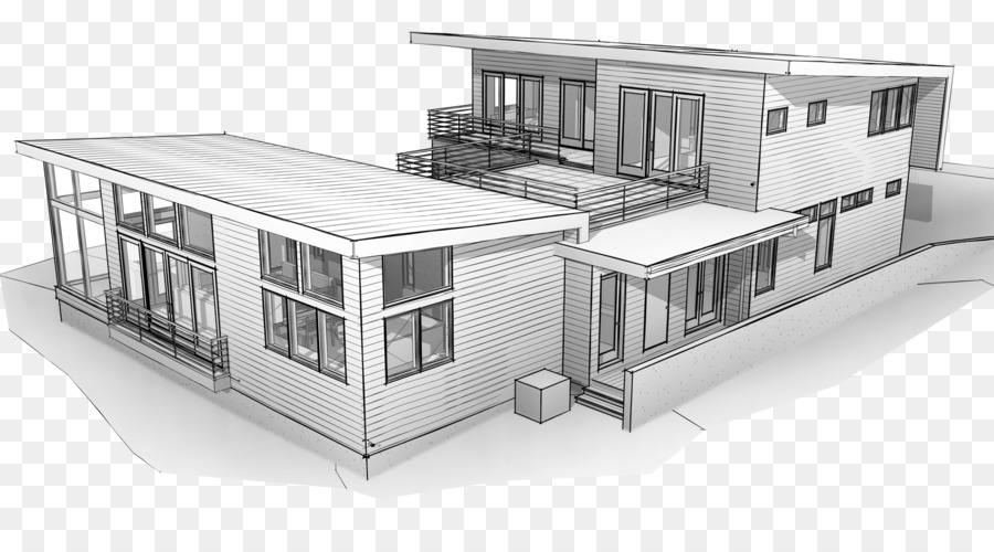 Architecture Building Information Modeling 3D Modeling Facade   Building
