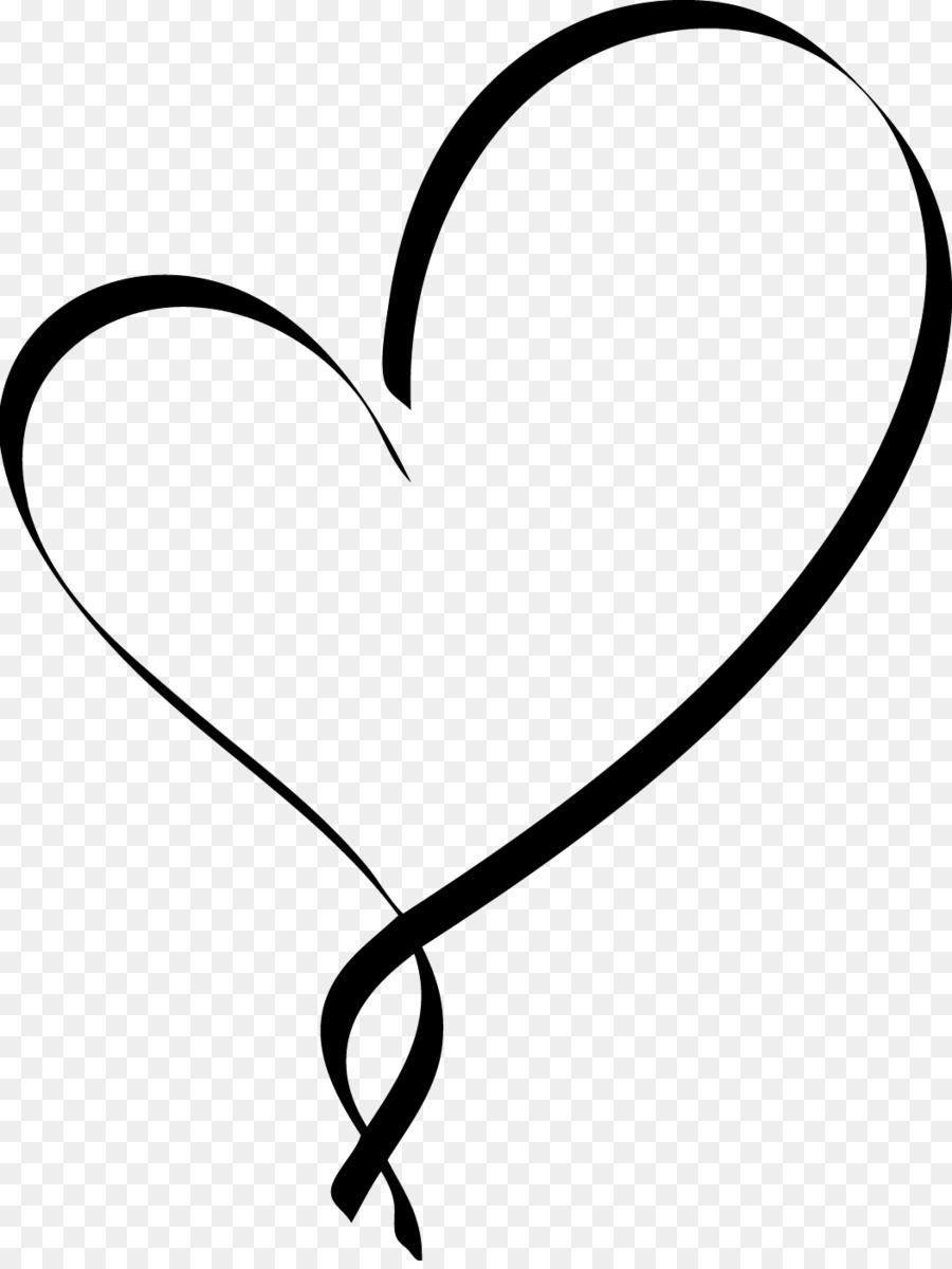 Heart Symbol Clip art - Script Clipart png download - 1052 ...