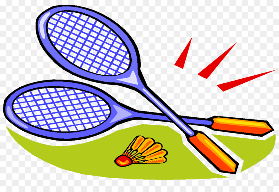 Badminton Animation Sport Shuttlecock Racket Badminton Png