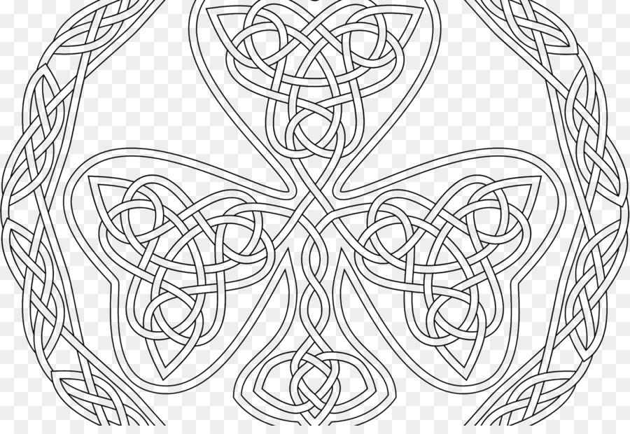 Libro para colorear de nudo Celta Celta de arte Adulto Celtas ...