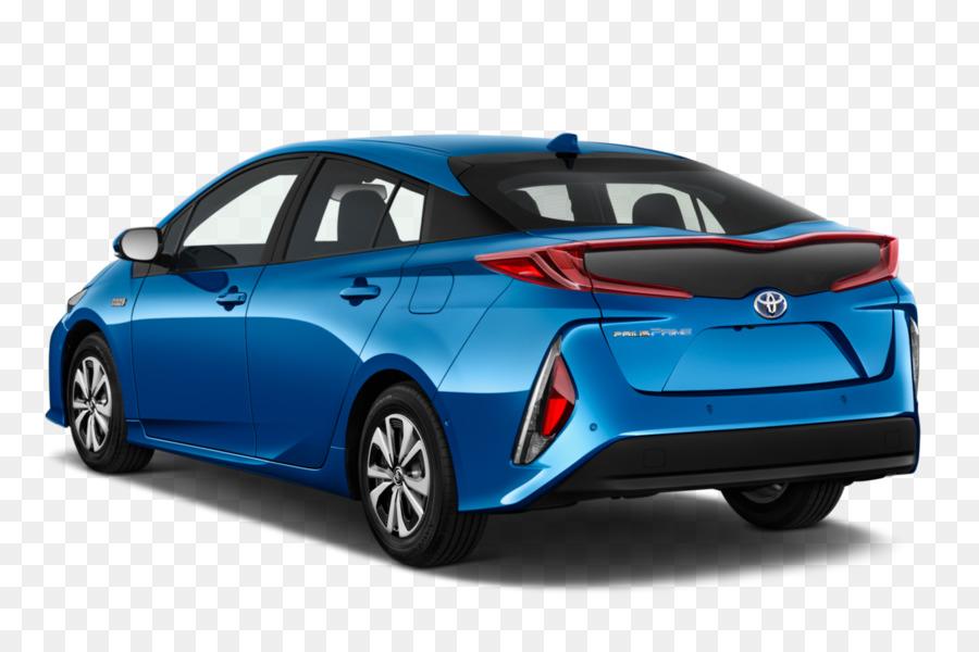 2017 Toyota Prius Prime Car Plug In Hybrid 2018 Plus Hatchback Angular Png 1360 903 Free Transpa