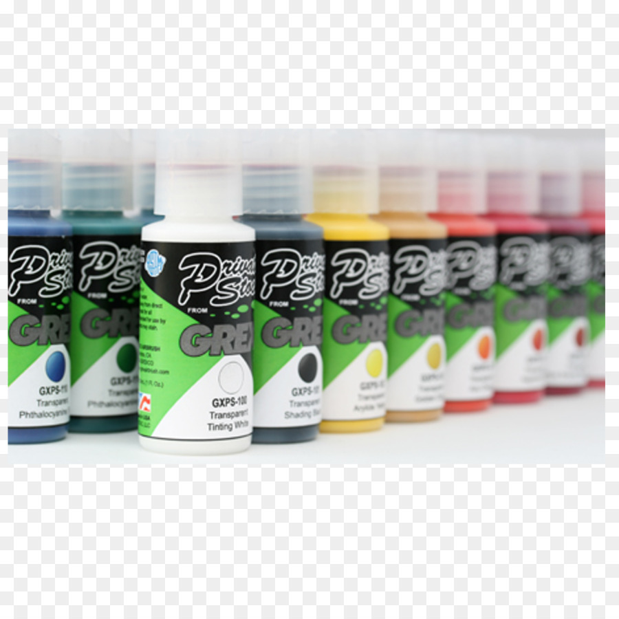 Airbrush Color Chart Paint Dye Shading Education Tools Png