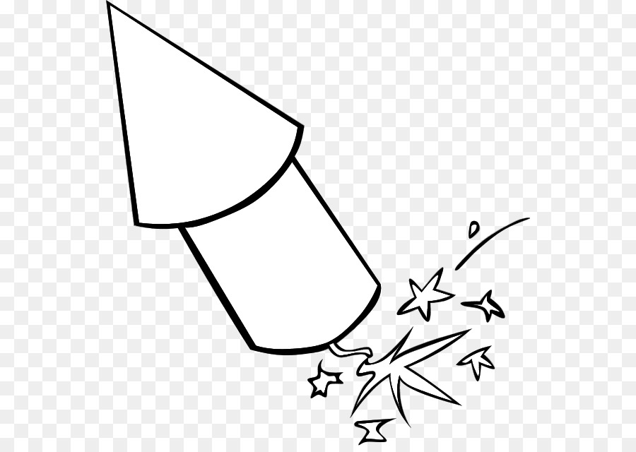 fireworks rocket clip art