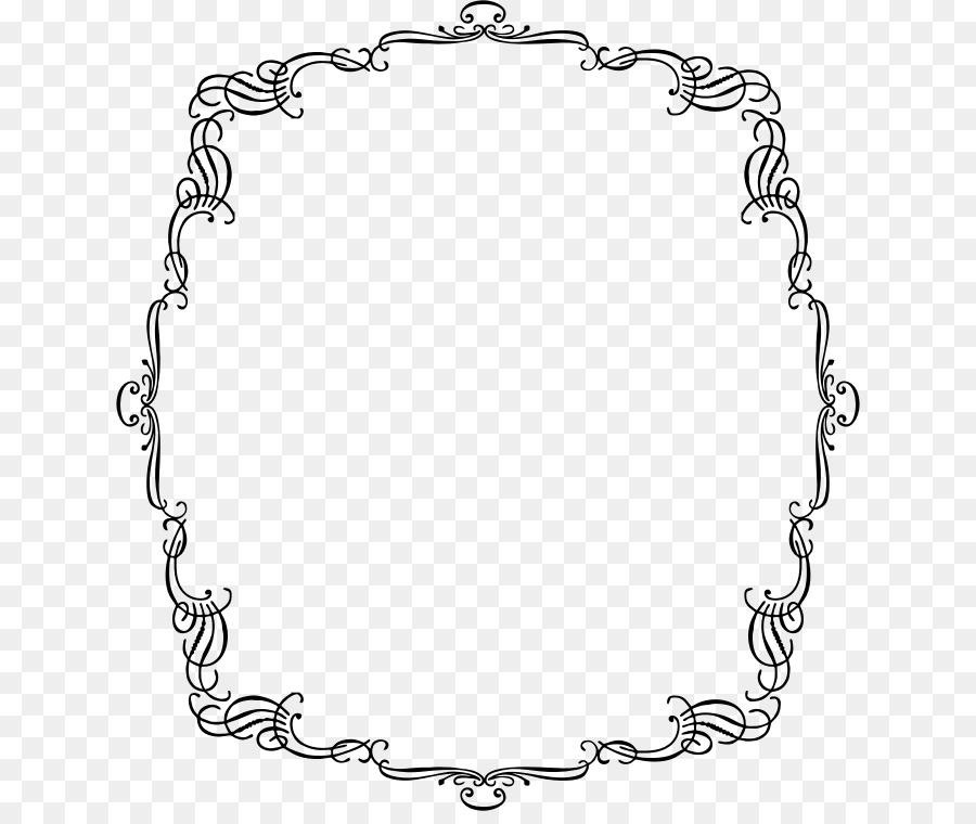 Picture Frames Vintage Clothing Clip Art French Border Png