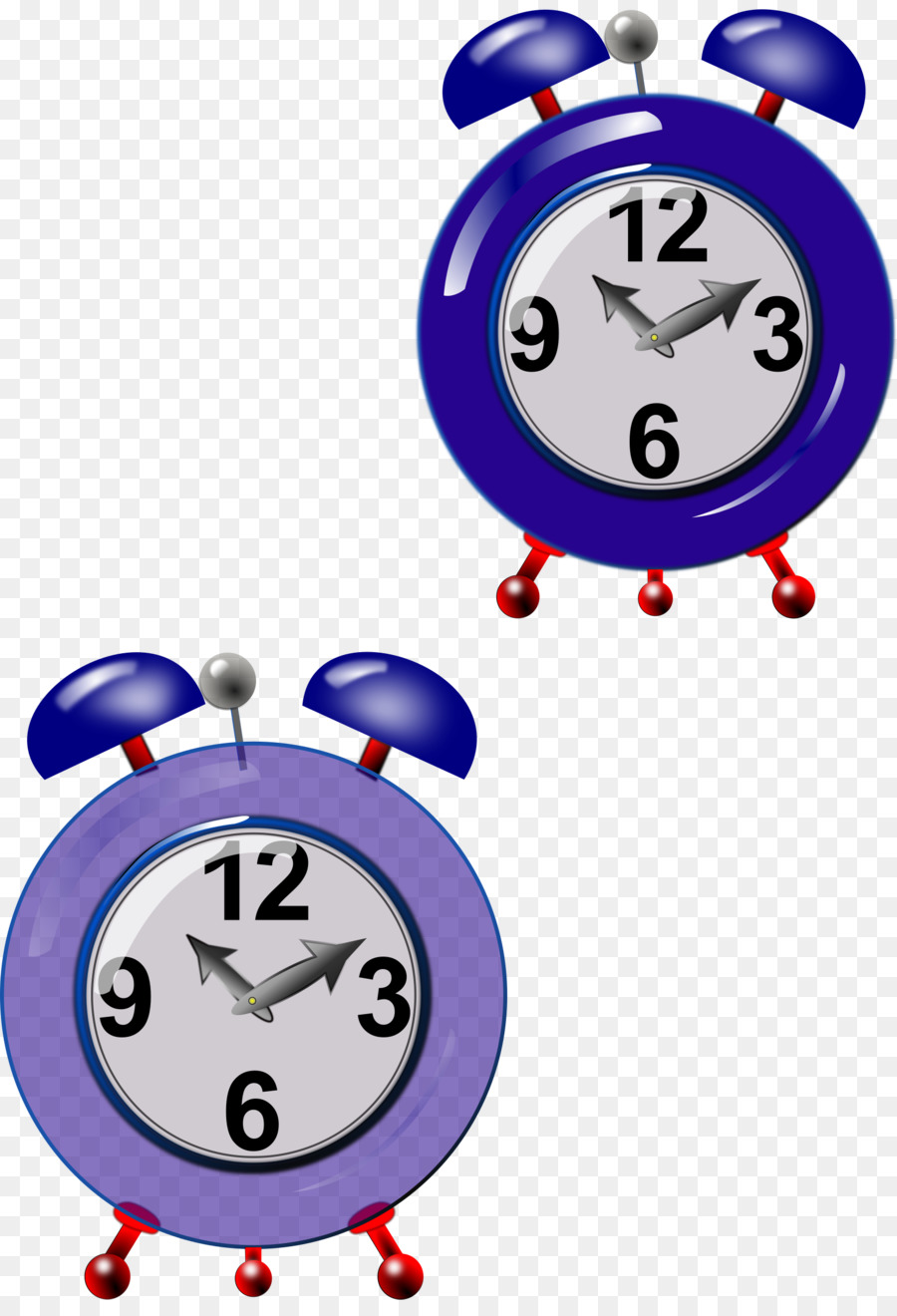 Alarm Clocks Digital Clock Clip Art