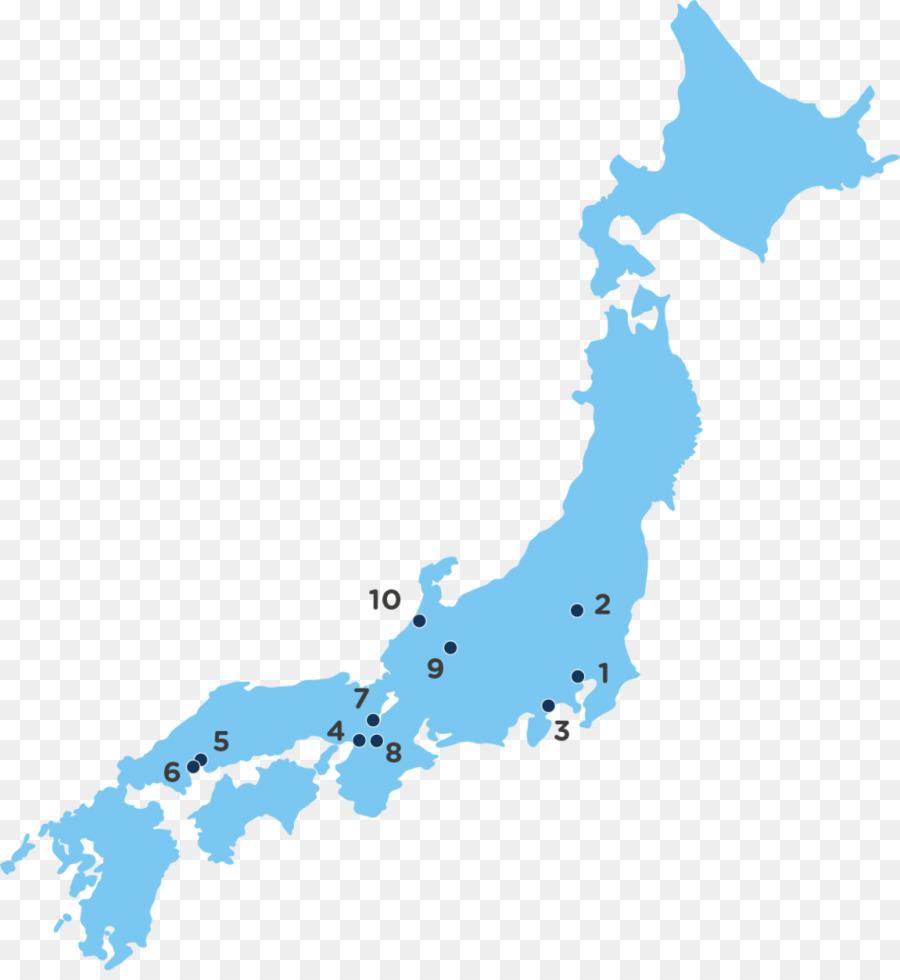 Japan World map Blank map - nara japan png download - 949*1024 ...