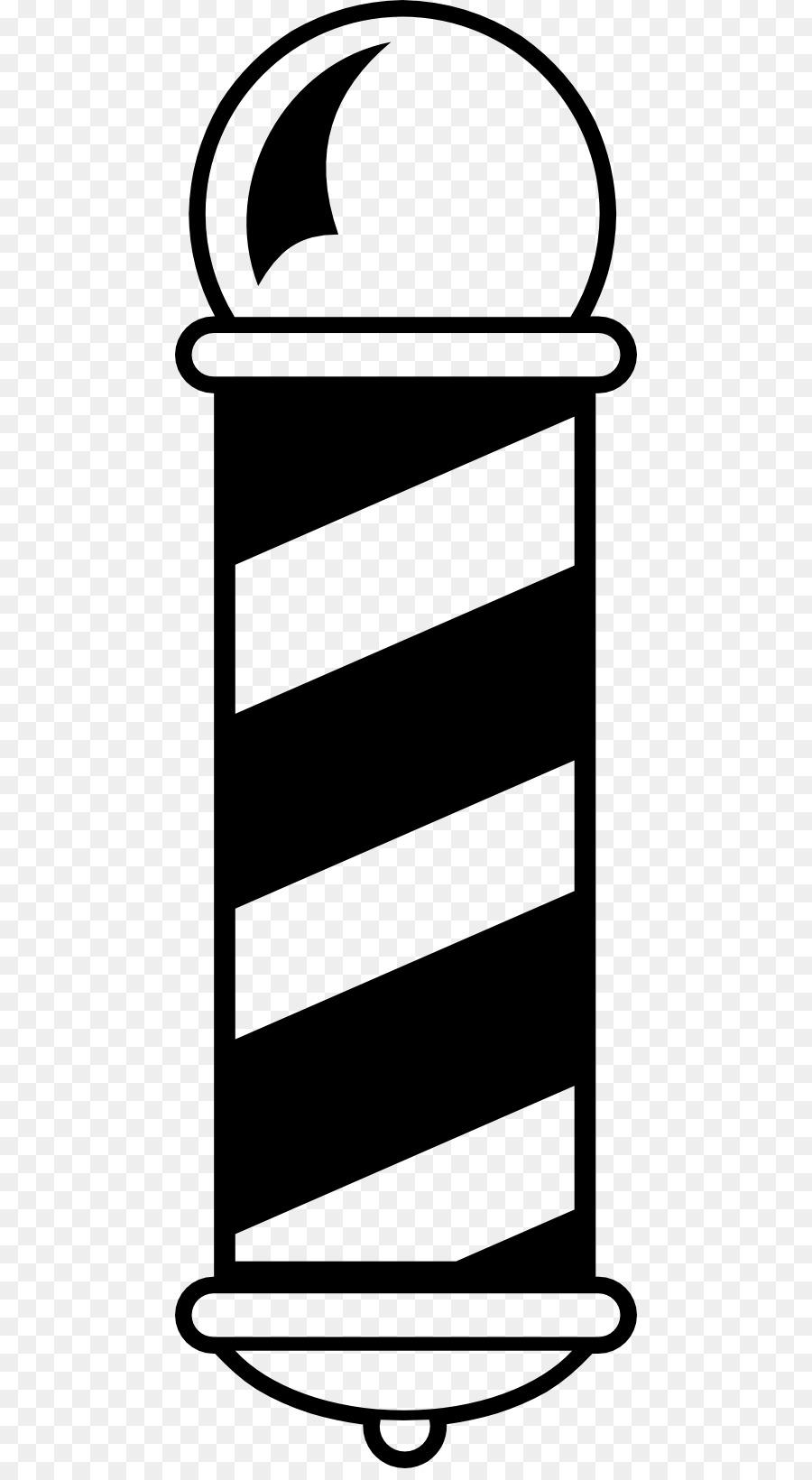 barber s pole hairstyle clip art barbershop png download 512 rh kisspng com barber shop clipart logo barber shop clip art color